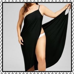 Other - Beach coverup wrap dress sale